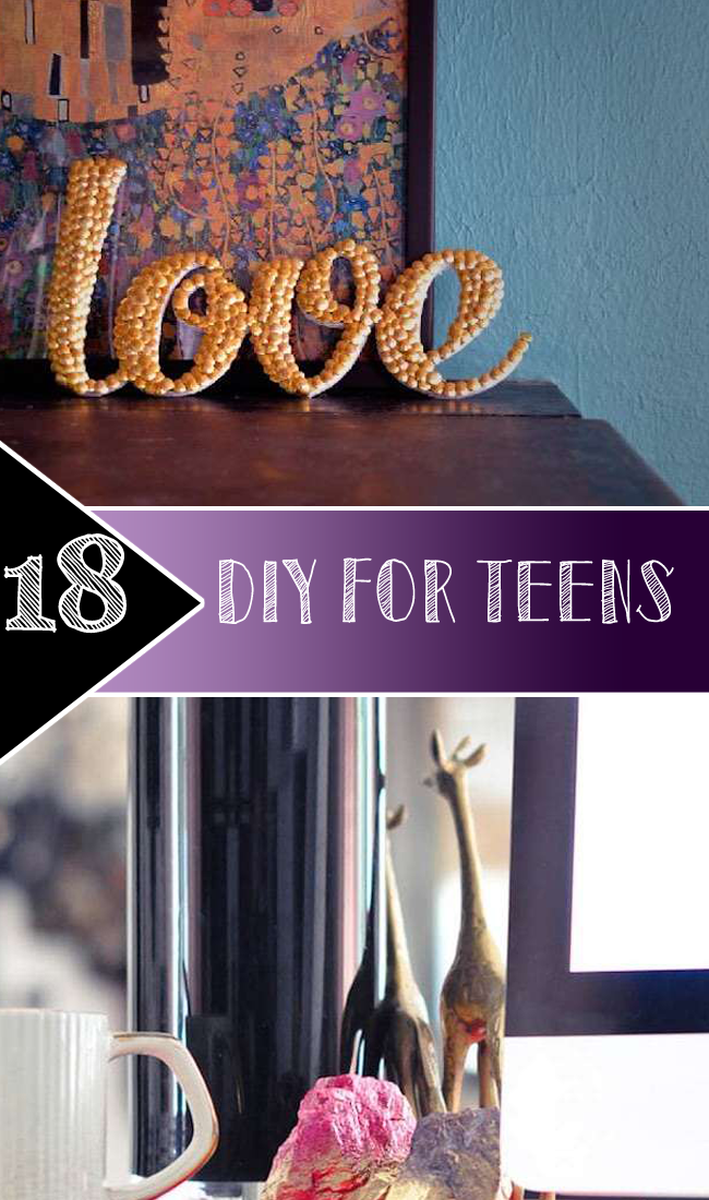 18 diy for teens